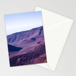 Haleakalā Sunrise On The Summit Maui Hawaii Kalahaku Stationery Cards