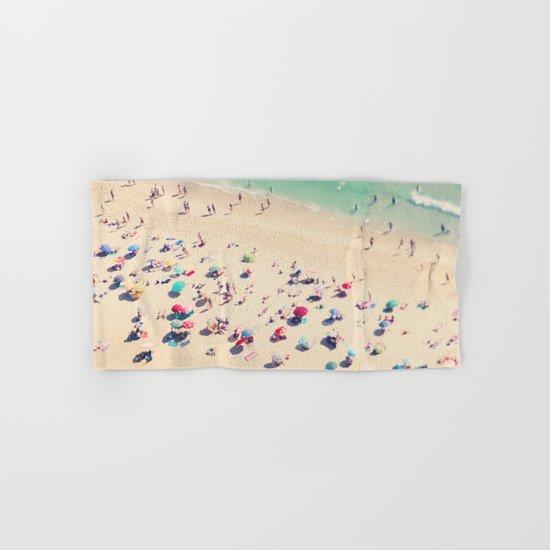 beach love - Nazare Hand & Bath Towel