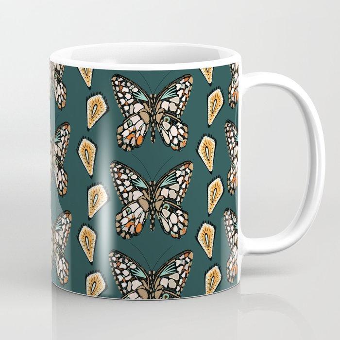 Mary's Butterfly Garden Coffee Mug