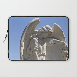 WHITE ANGEL - San Alessio Siculo - Sicily Laptop Sleeve