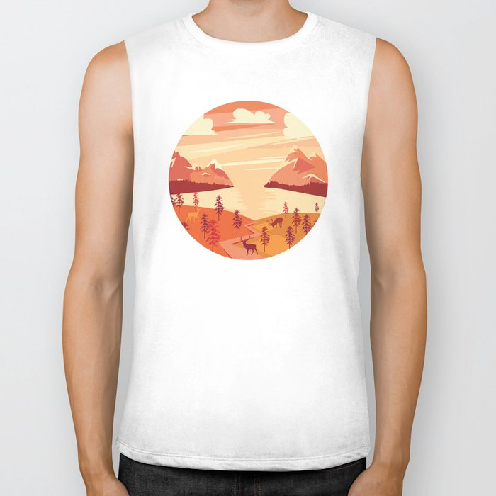 My Nature Collection No. 29 Biker Tank