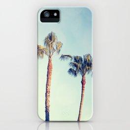 Dos garras iPhone Case