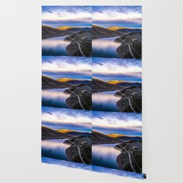 Lake Dillon Sunset 2 Wallpaper