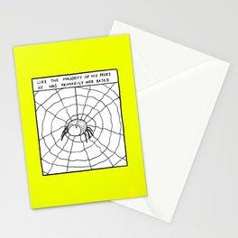WEB BASED Stationery Cards