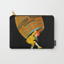Leonetto Cappiello Cognac Advertising Poster Carry-All Pouch