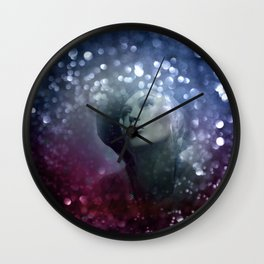 emerging from the shadow -1- Wall Clock