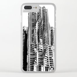 Visceral Clear iPhone Case