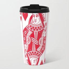 Queen of my Heart Travel Mug