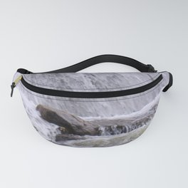 Lowell Tannery Hydro Dam Spring Rush Fanny Pack