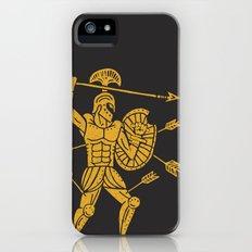 the warrior iPhone SE Slim Case
