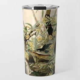 Mockingbirds and Rattlesnake Travel Mug