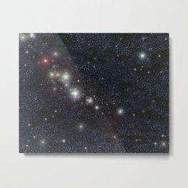 Bright stars Metal Print