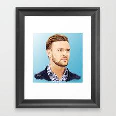 JT3 Framed Art Print