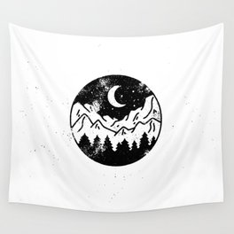 Night Wall Tapestry
