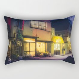 You're Where I Want to Go/ Anthony Presley Photo Print Rectangular Pillow