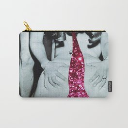 Love Triangle Carry-All Pouch