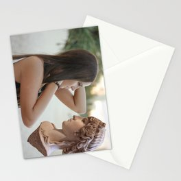double miroir Stationery Cards