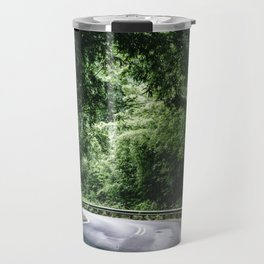 Driving the Hana Highway Travel Mug