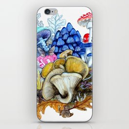 Being of the Undergrowth iPhone Skin