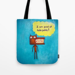 Wolfboy Tote Bag