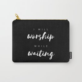 Worship Carry-All Pouch