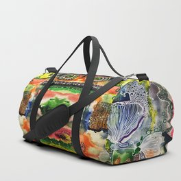 Little Things and the big picture Duffle Bag