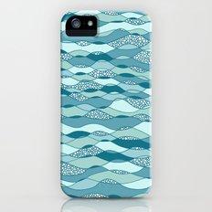 Waves iPhone SE Slim Case