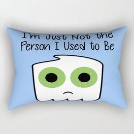 Ghost Memoirs Rectangular Pillow