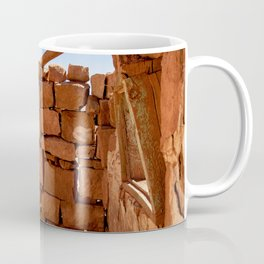 Cliff Dwellers Stone House - II Coffee Mug