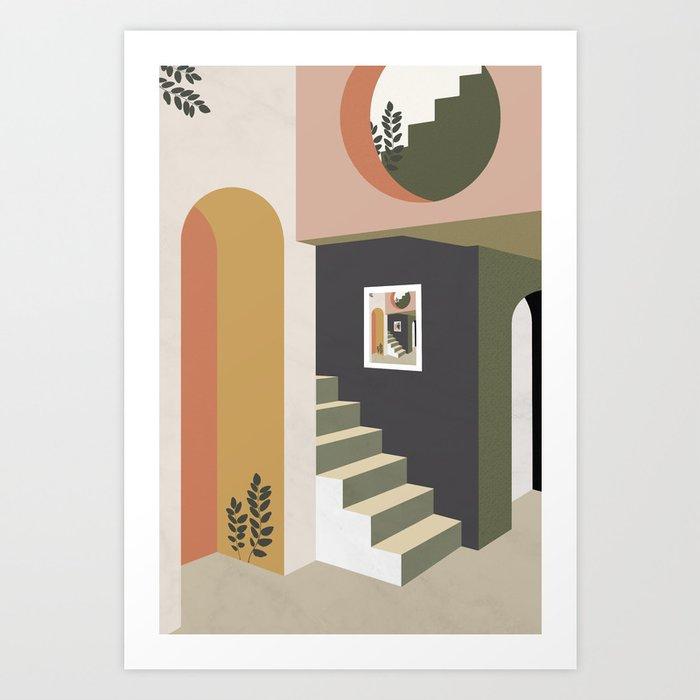 Palette 4 Kunstdrucke