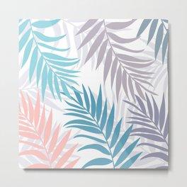 Tropical cute fest Metal Print
