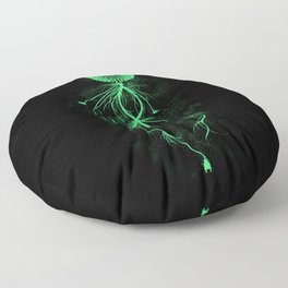 Looking for Connection Floor Pillow