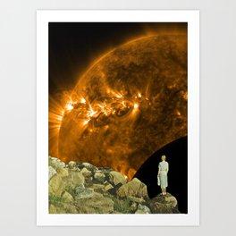 summer plans Art Print