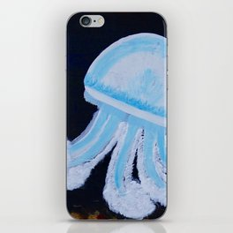 The Jewelly Jelly Fish iPhone Skin