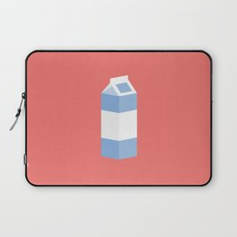 #90 Milk Carton Laptop Sleeve