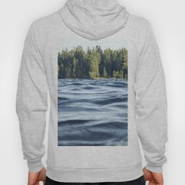 Summer Forest Lake Hoody