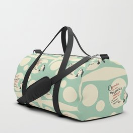 Miss Dorothy Duffle Bag