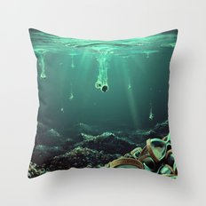 Missed Deadlines Throw Pillow