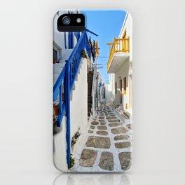 Mykonos Iphone Cases Society6