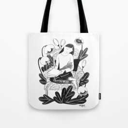 I Dream Stories Tote Bag