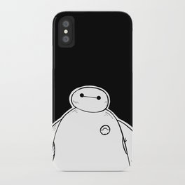 Baymax from Big Hero 6 iPhone Case