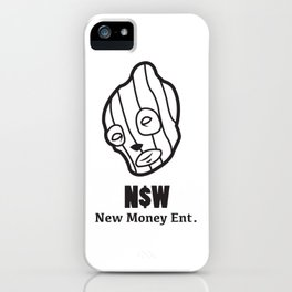 New Money Ent. iPhone Case