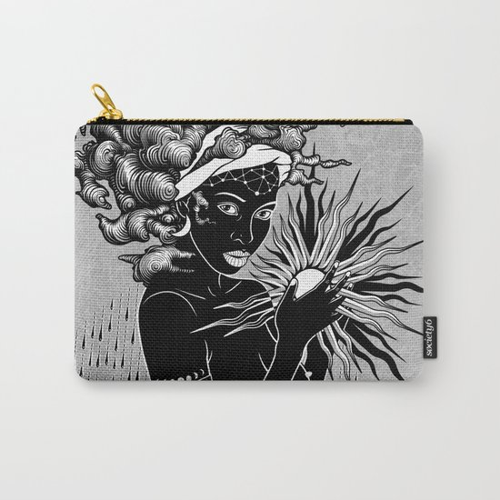 The first woman Carry-All Pouch