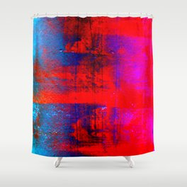 mixing modification Shower Curtain