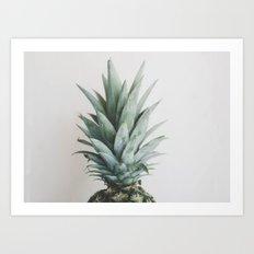 The Pineapple Art Print