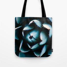 Blue Agave Tote Bag