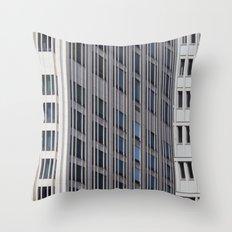 Potsdamer Platz Throw Pillow