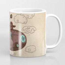 The Fantastic Voyage Coffee Mug