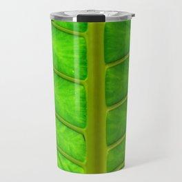 Palm Print Travel Mug