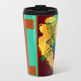 Clarice the Warrior Travel Mug